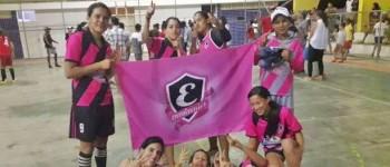Envolventes da Mata Limpa faturam o 3º lugar em torneio de futsal feminino