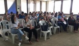 Enfermeiros, agentes comunitários e diretores das UBSs participam de curso de atualização em imunização