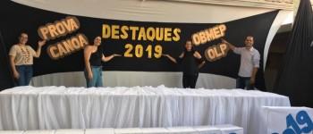Alunos destaque 2019 são premiados durante cerimônia em Lagoa da Canoa