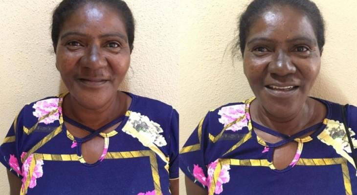 Vinte e cinco pacientes são reabilitados com instalação de próteses dentárias