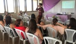 Profissionais da saúde articulam 1ª etapa da Campanha Nacional de Vacinação contra o Sarampo
