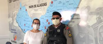 Durante inauguração do Cisp, prefeita Tainá Veiga destaca novos tempos vividos em Lagoa da Canoa