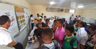 Lagoa da Canoa realiza Semana de Mobilização para o Combate ao Aedes aegytpi