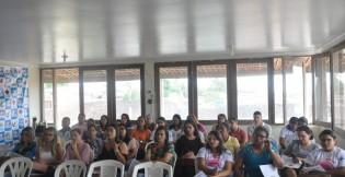Profissionais da Atenção Básica participam de curso sobre atualização em imunização