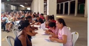 Secretaria Municipal de Saúde participa do SIPAT da Ermor Tabarama